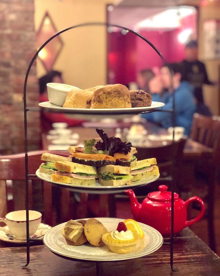 Alice's Tea Cup - New York Wheelchairs