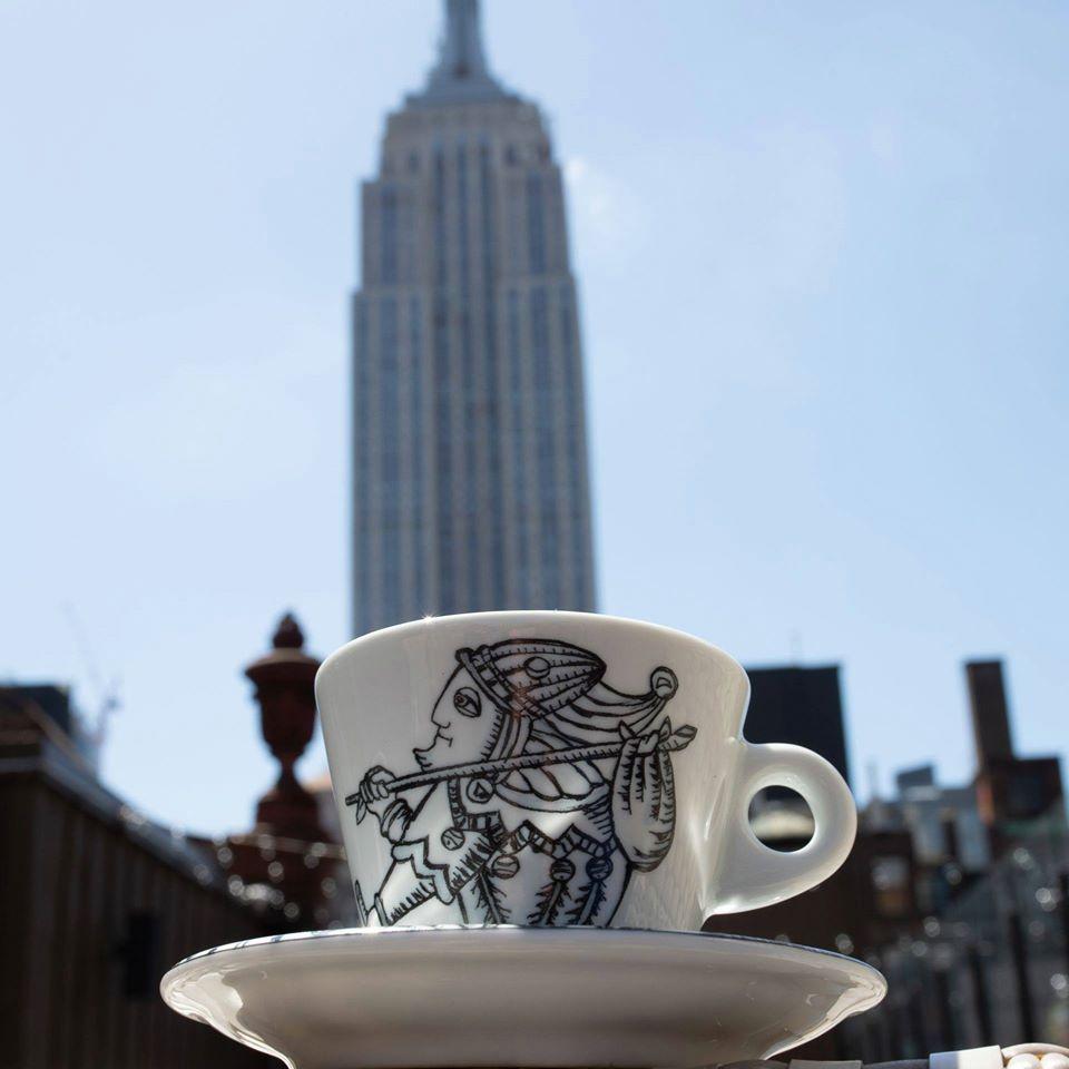 Matto Espresso - New York Reservation