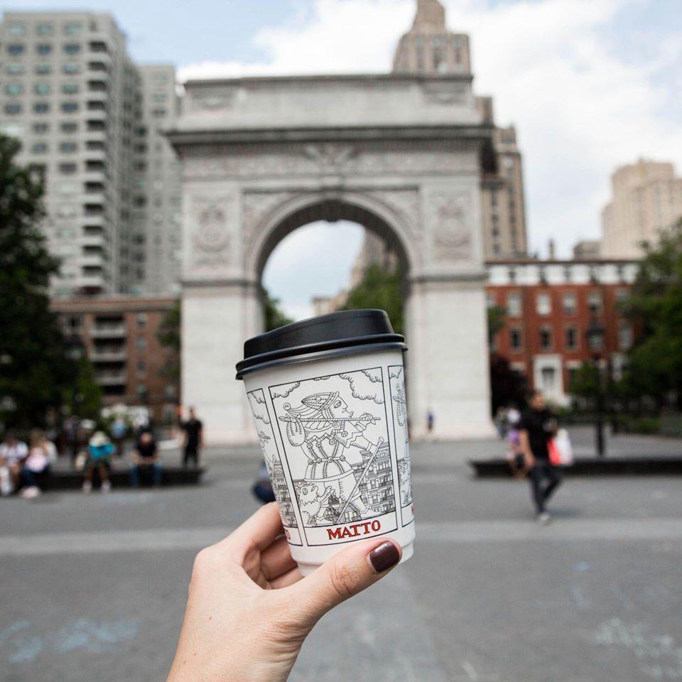 Matto Espresso - New York Informative