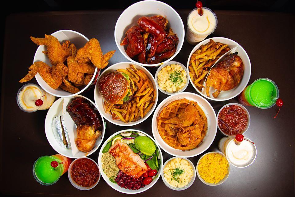 Dallas BBQ - New York Restaurants