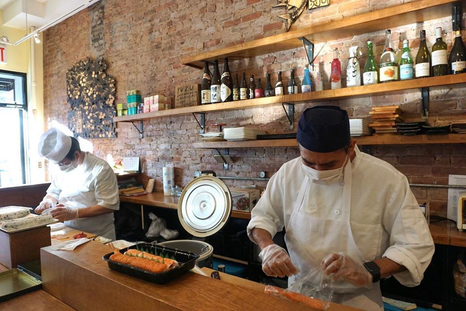 Yuzu Premium Sushi Restaurant - New York Establishment