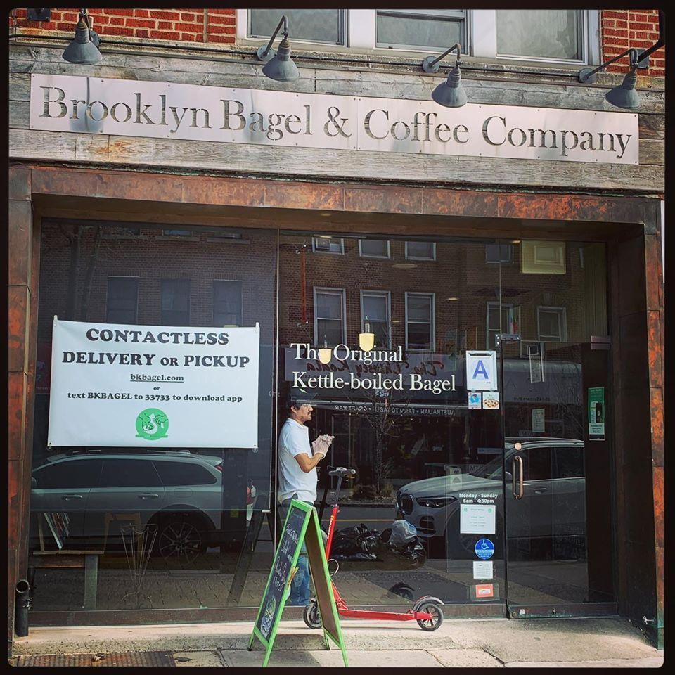 Brooklyn Bagel & Coffee Company - New York Documentation