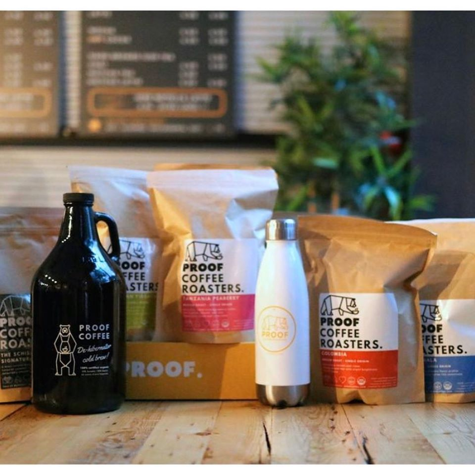 PROOF Coffee Roasters - New York Maintenance
