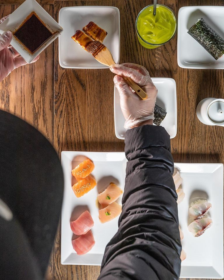 SUGARFISH by sushi nozawa - New York Traditional