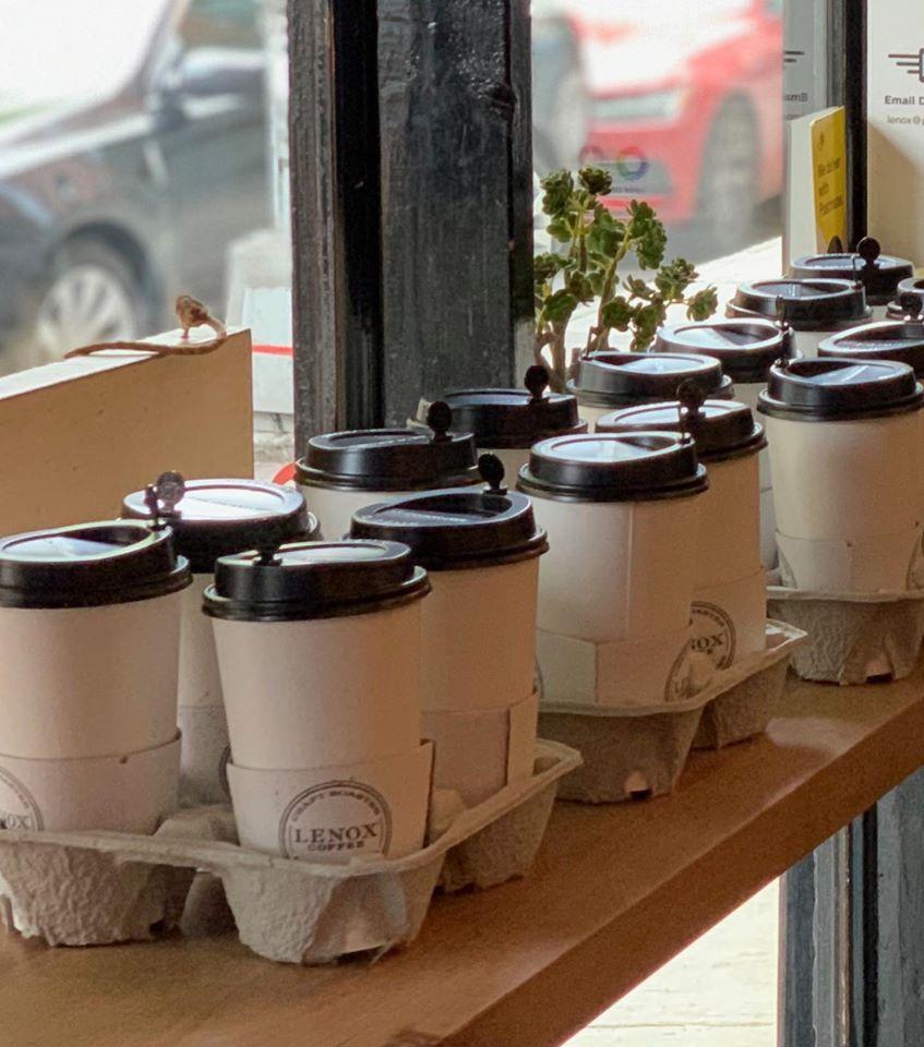 Lenox Coffee Roaster - New York Appropriate