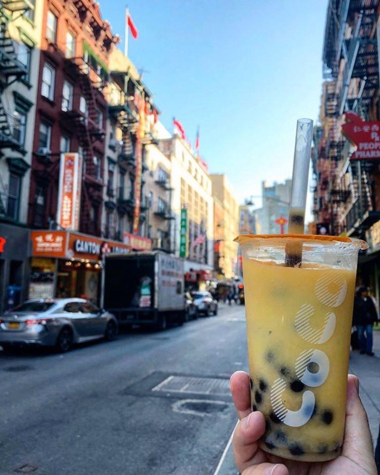 CoCo Fresh Tea & Juice - New York Reservation