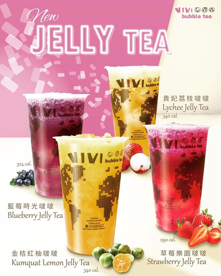 Midtown VIVI Bubble Tea - New York Information