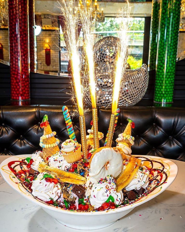 Sugar Factory - New York Reservations