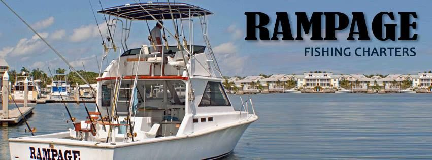 Rampage Fishing Charters Accessibility