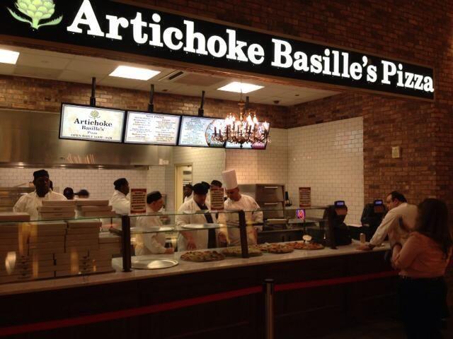 Artichoke Basille's Pizza - New York Wheelchairs
