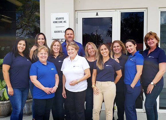 Advantis Home Care Inc - Miami Accommodate