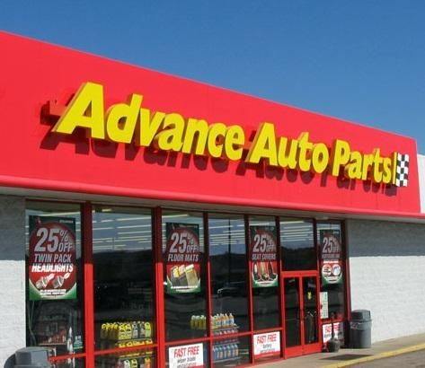Advance Auto Parts - Anna's Retreat Contemporary