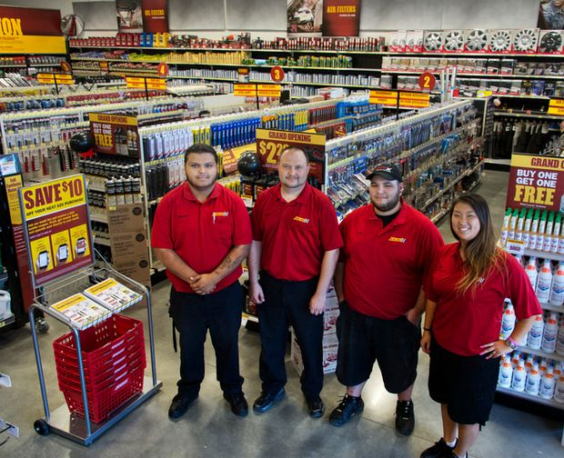 Advance Auto Parts - Anna's Retreat Webpagedepot