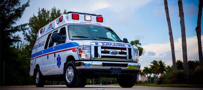 AMC Medical Transportation - Miami Appearance