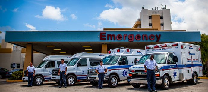 Miami-Dade Ambulance Service - Miami Wheelchairs