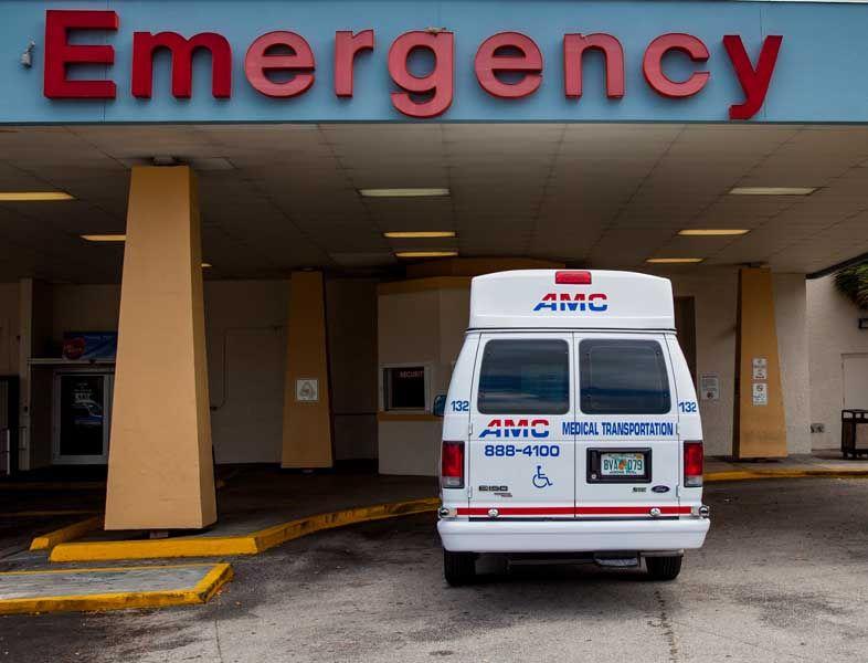 AMC Medical Transportation - Miami Information