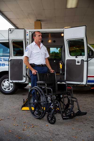 AMC Medical Transportation - Miami Regulations