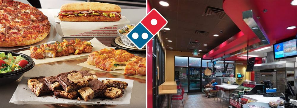 Domino's Pizza - Hialeah Documentation
