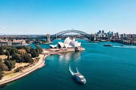 The Country of Australia 24000000000