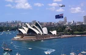 The Country of Australia Reasonably