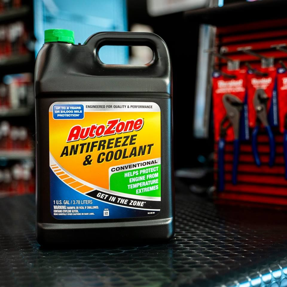 AutoZone Auto Parts - Saint Thomas Convenience