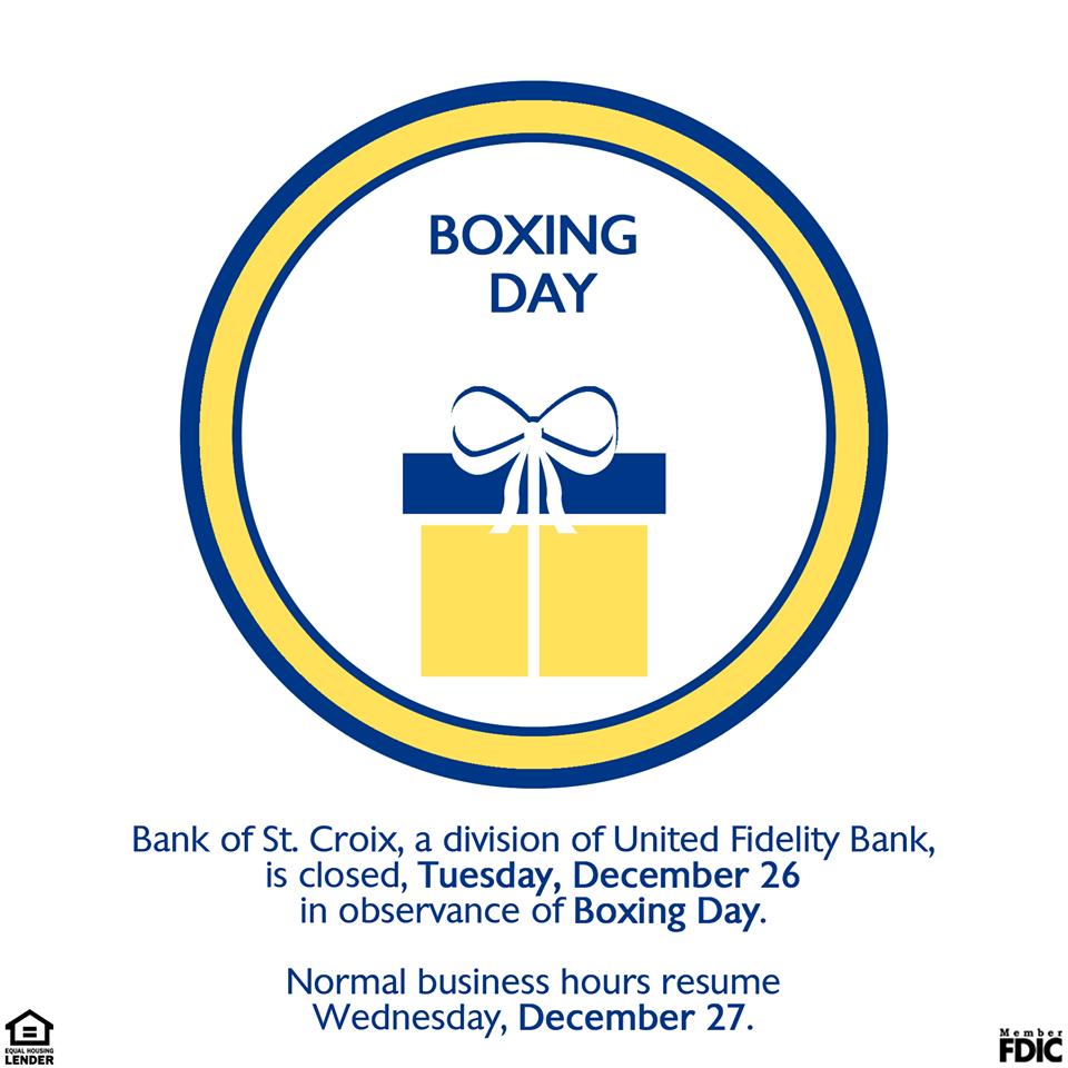 Bank of St. Croix - Peter's Rest Banking Center Establishment