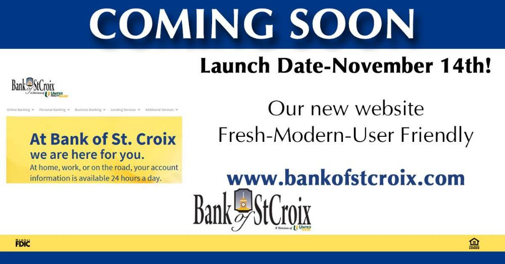 Bank of St. Croix - Peter's Rest Banking Center Webpagedepot