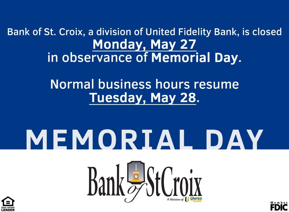 Bank of St. Croix - Peter's Rest Banking Center Information