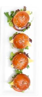 Brisk Catering - Melbourne Professional
