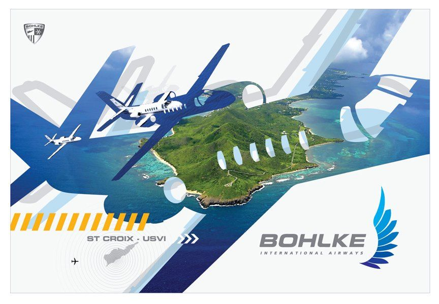 Bohlke International Airways - St Croix Certification