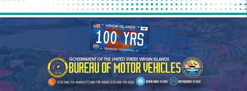 Bureau of Motor Vehicles - St Croix Christiansted