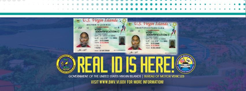 Bureau of Motor Vehicles - St Croix Information