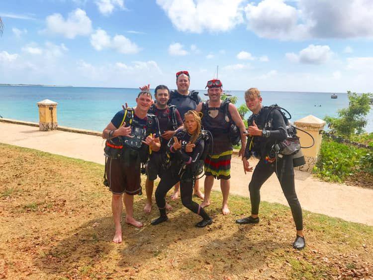 Cane Bay Dive Shop - St Croix Establishment