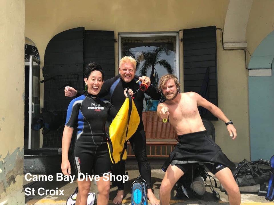 Cane Bay Dive Shop - St Croix Webpagedepot