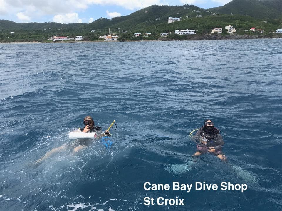 Cane Bay Dive Shop - St Croix Information