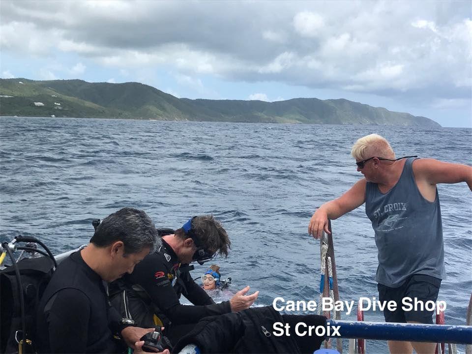 Cane Bay Dive Shop - St Croix Informative