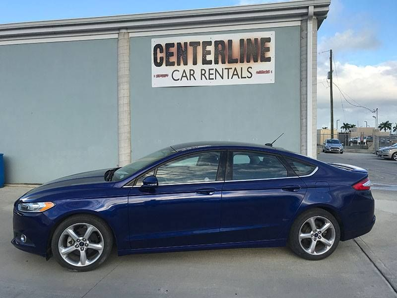 Centerline Car Rentals Information