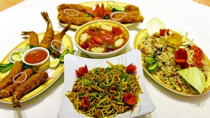 China Jade Chinese Restaurant Entertainment