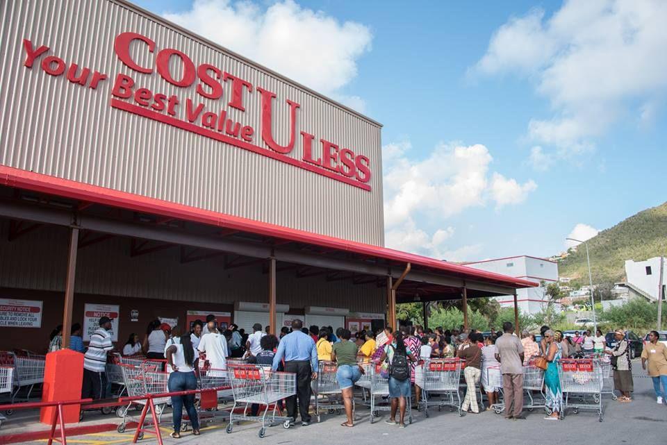 Cost U Less >> Cost U Less Retail Department