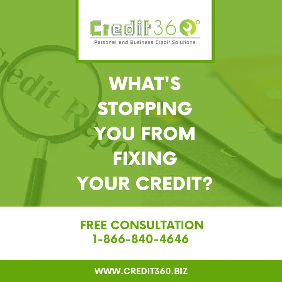 Credit360 Credit Repair - Miami Webpagedepot