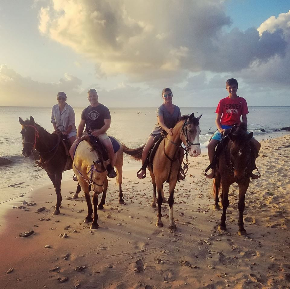 Cruzan Cowgirls - St Croix Accessibility