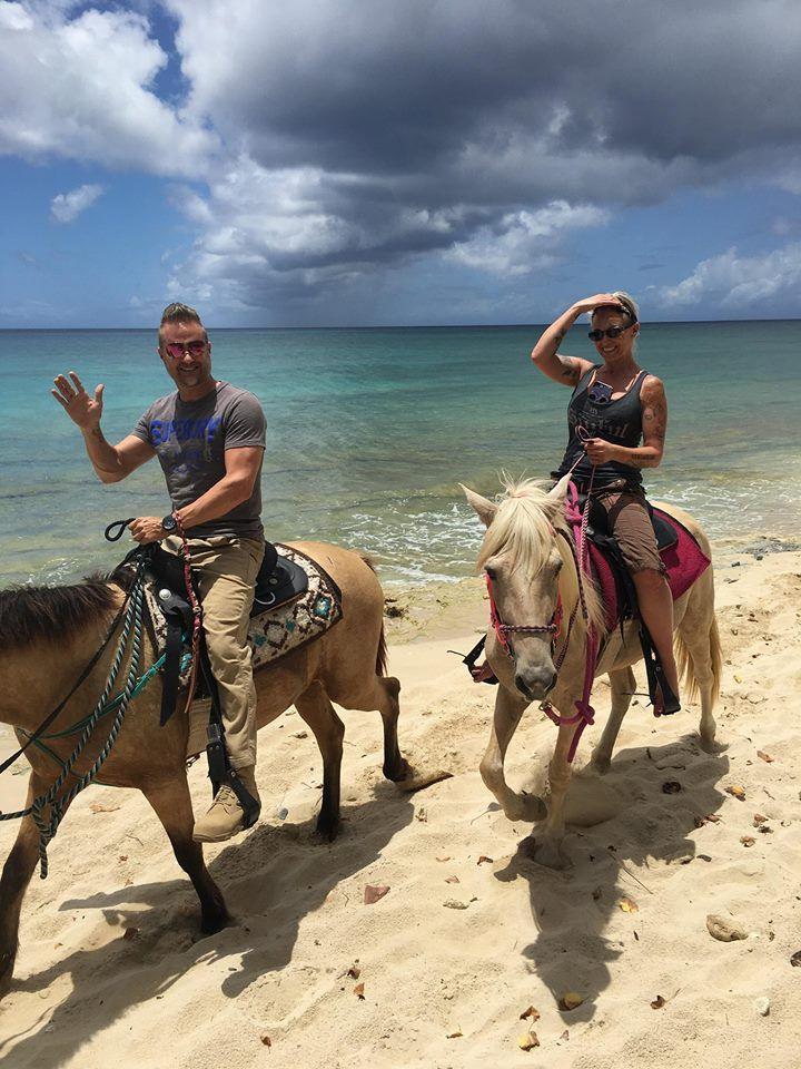 Cruzan Cowgirls - St Croix Establishment