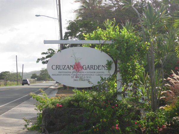 Cruzan Gardens - Kingshill Establishment