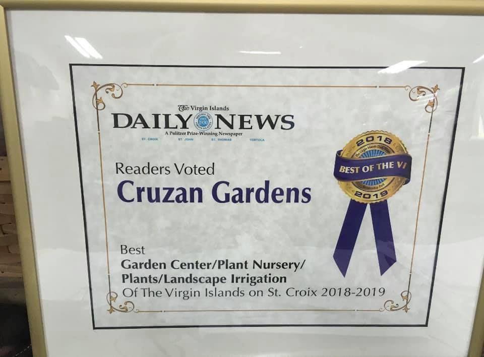 Cruzan Gardens - Kingshill Accessibility