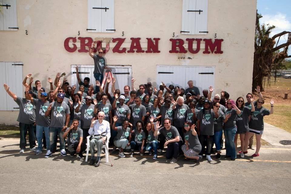 Cruzan Rum Distillery - St Croix Webpagedepot