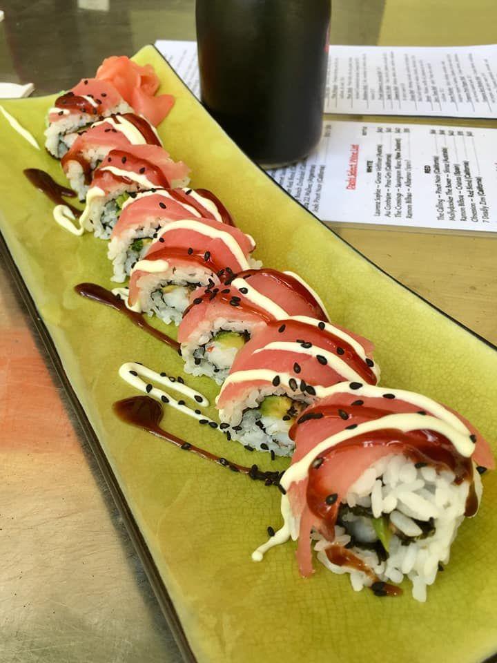 Dashi Sushi - St Croix Unfortunately