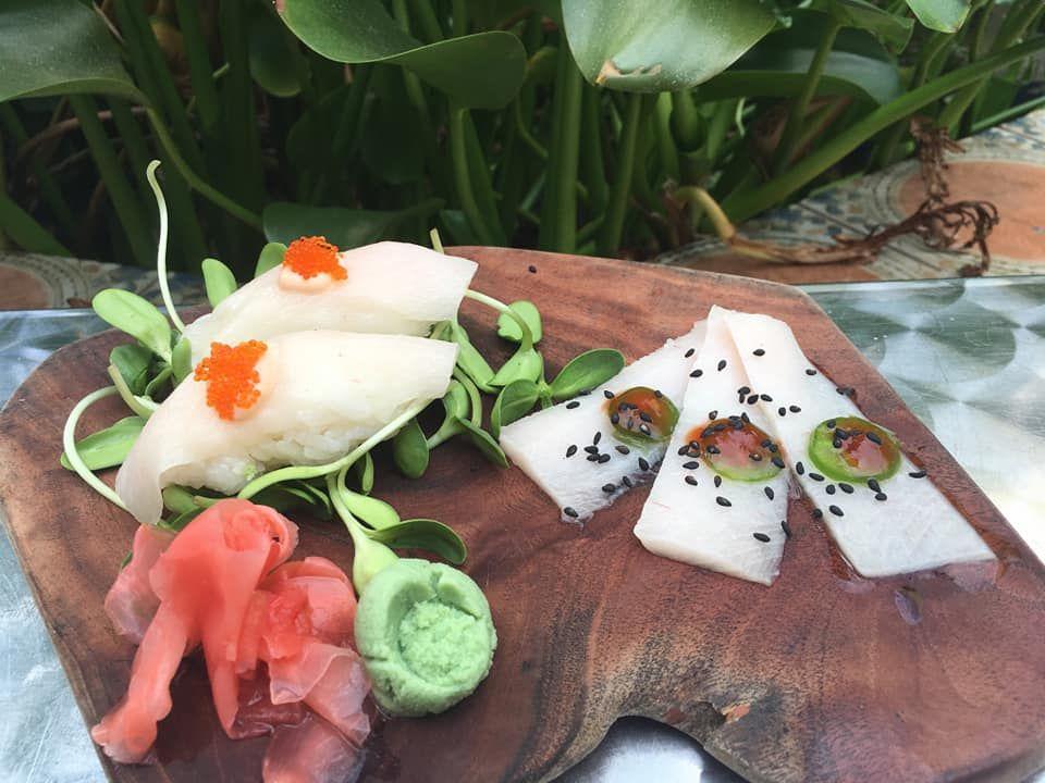 Dashi Sushi - St Croix Accommodate
