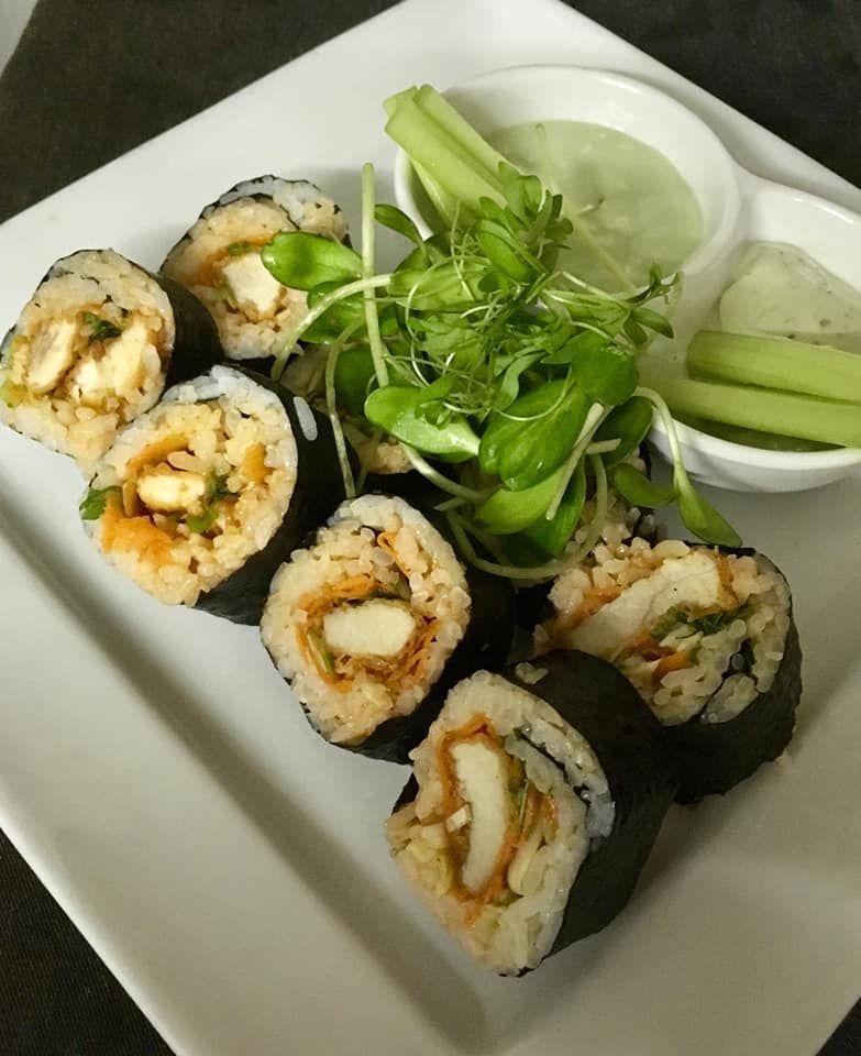 Dashi Sushi - St Croix Combination