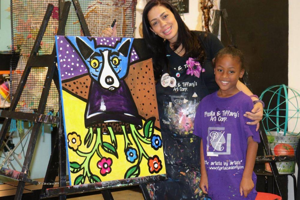 Priscilla & Tiffany Art Corp. - Hialeah Information