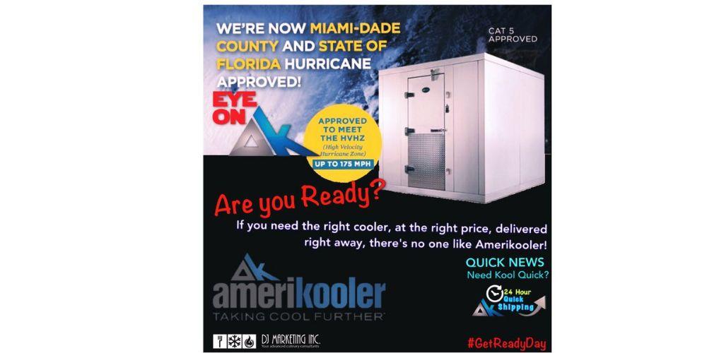 Amerikooler Inc. - Hialeah Convenience